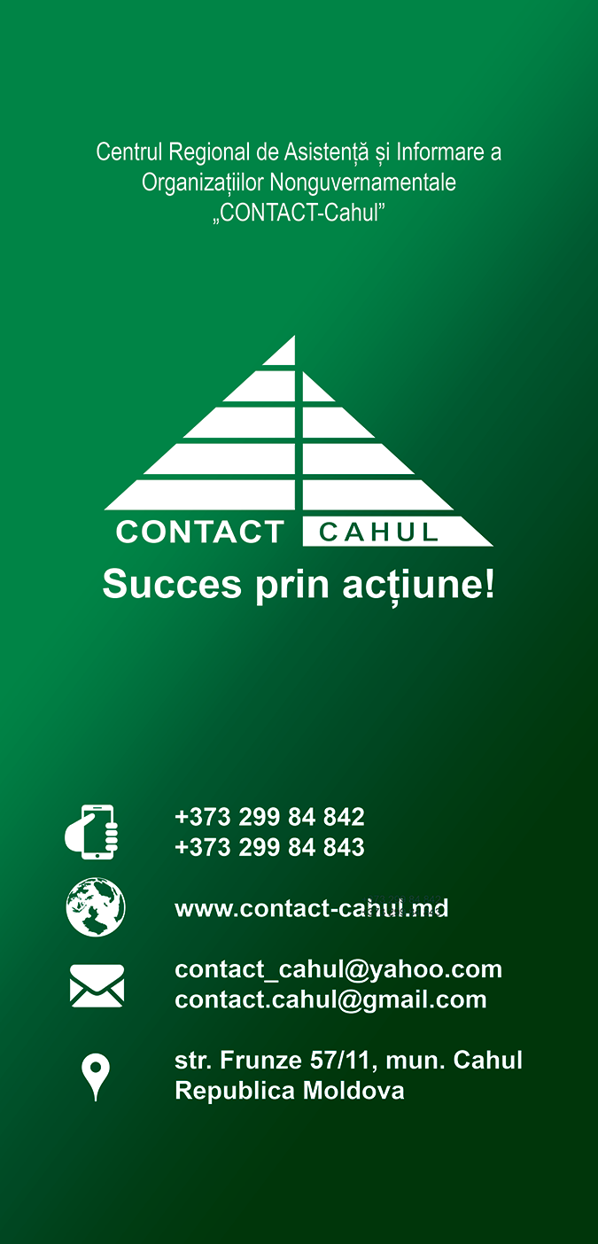 Contact-Cahul